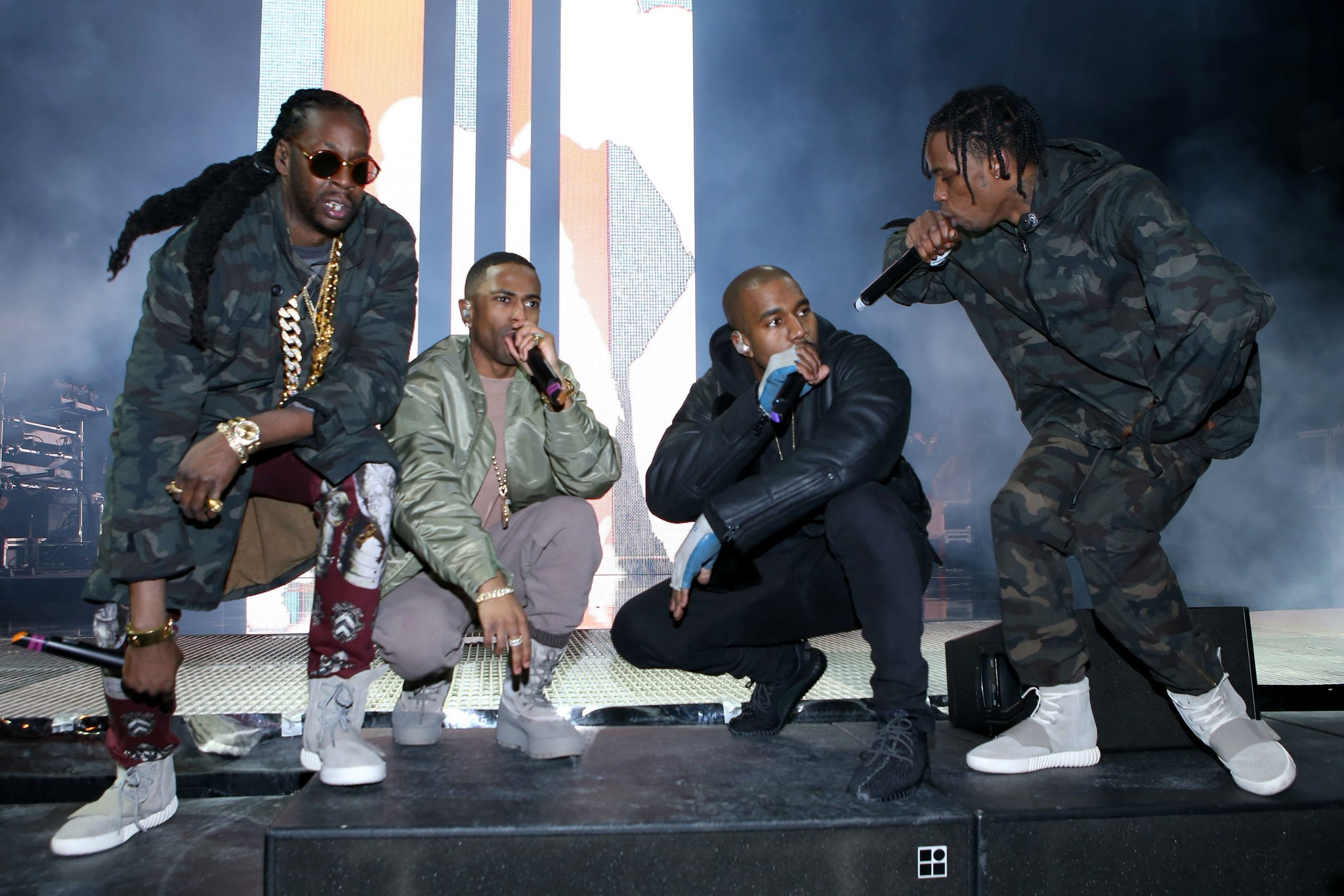 Kanye West - Champions (Round & Round) Lyrics 1
