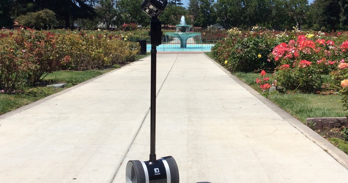 Shoot 360-Degree Videos Remotely with 360 Camera Dolly