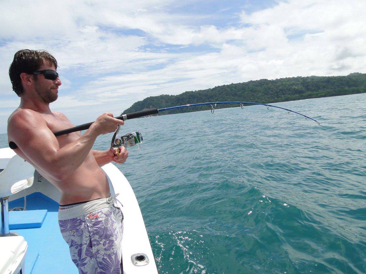 La pêche sur grouchkou vidéo