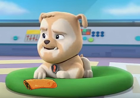 Jim Gaffigan On Twitter Me On Paw Patrol Https T Co Hwh9fave3a