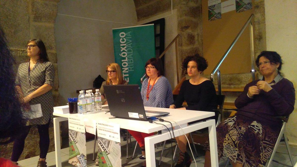#IIIXorBiblioEspe  las singulares experiencias de las bibliotecas de Galicia https://t.co/FGSeHAJEQ9