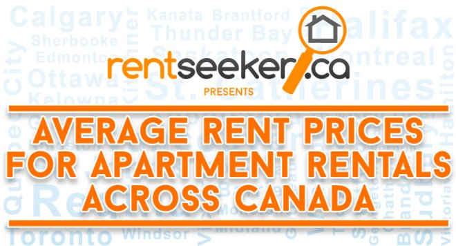 What's the average cost of #renting across Canada? via @RentSeeker https://t.co/9vOth19qpl https://t.co/SjdiKPNurj