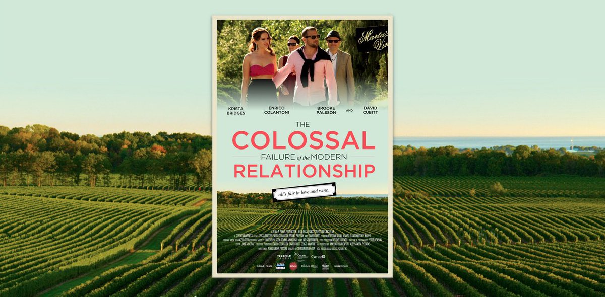 Can't wait to screen #ColossalMovie @VeroBeachWFF next Saturday! #vbwff #wine #indiefilm @ricocolantoni https://t.co/fEPJoPcZbj