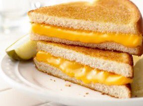 I don't care how old I get... grilled cheese will always be the bomb