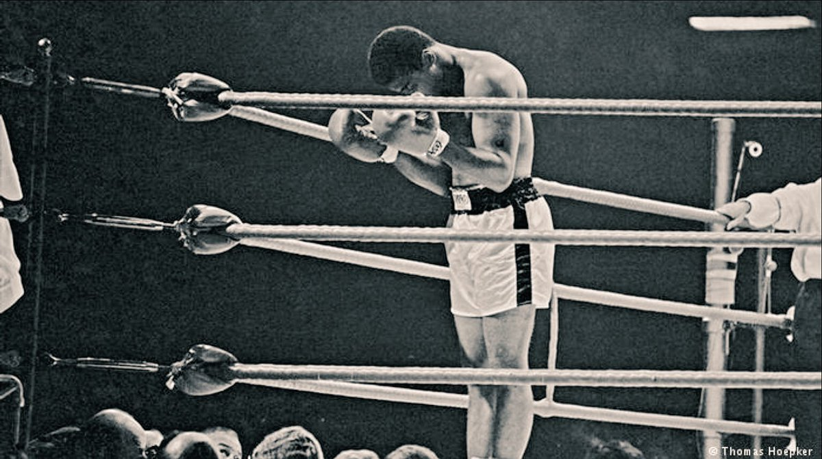 Prayers for the legend Muhammad Ali