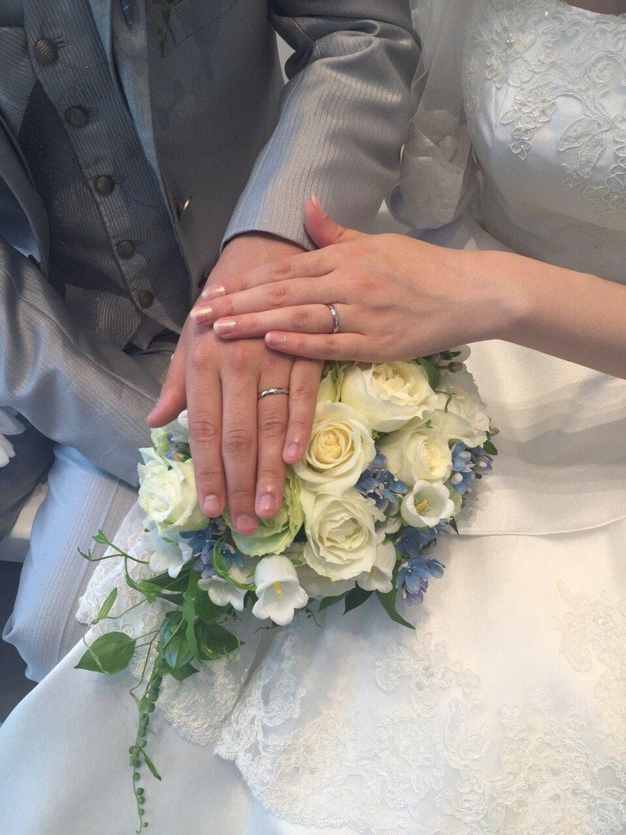というわけで結婚いたしました! リグル関係で知り合った仲……リグルちゃんに感謝!蟲の日に感謝!! みんなありがとう!! これからもよろしくお願いします! https://t.co/QSRXbXmwWy
