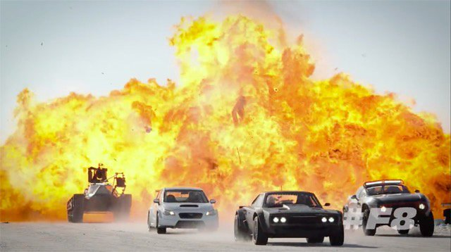 Fast 8 Set Video Reveals Epic Action In Iceland 1