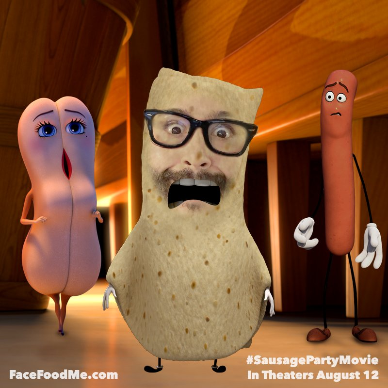 """Sausage Party Movie On Twitter: """"Lavash Your Friends With"""
