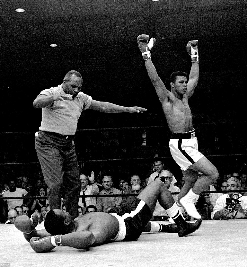 a reflection of the life and boxing career of muhammad ali During my boxing career, you did not see the real muhammad ali you just saw a little boxing the soul of a butterfly reflections on life's journey.