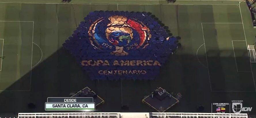 Copa América Centenario - Ceremonia de apertura