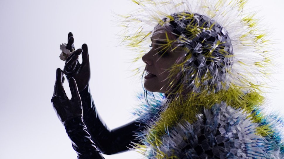 Bjork's New Exhibition Presents Iceland in Stunning VR