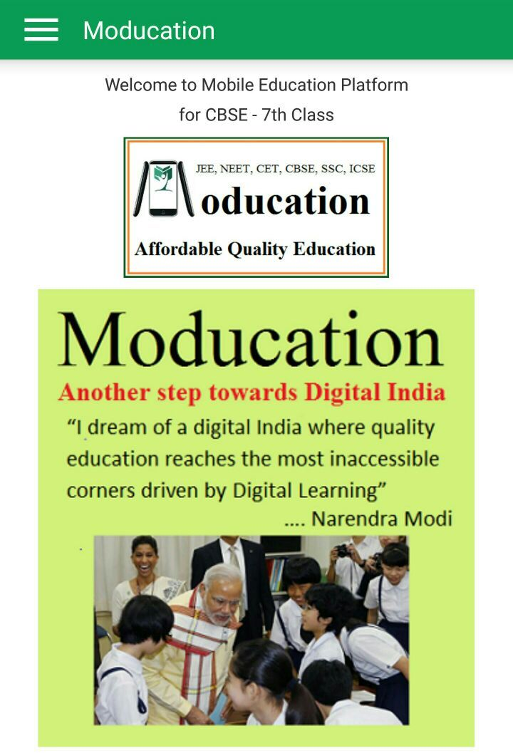 moducation app free review in hindi
