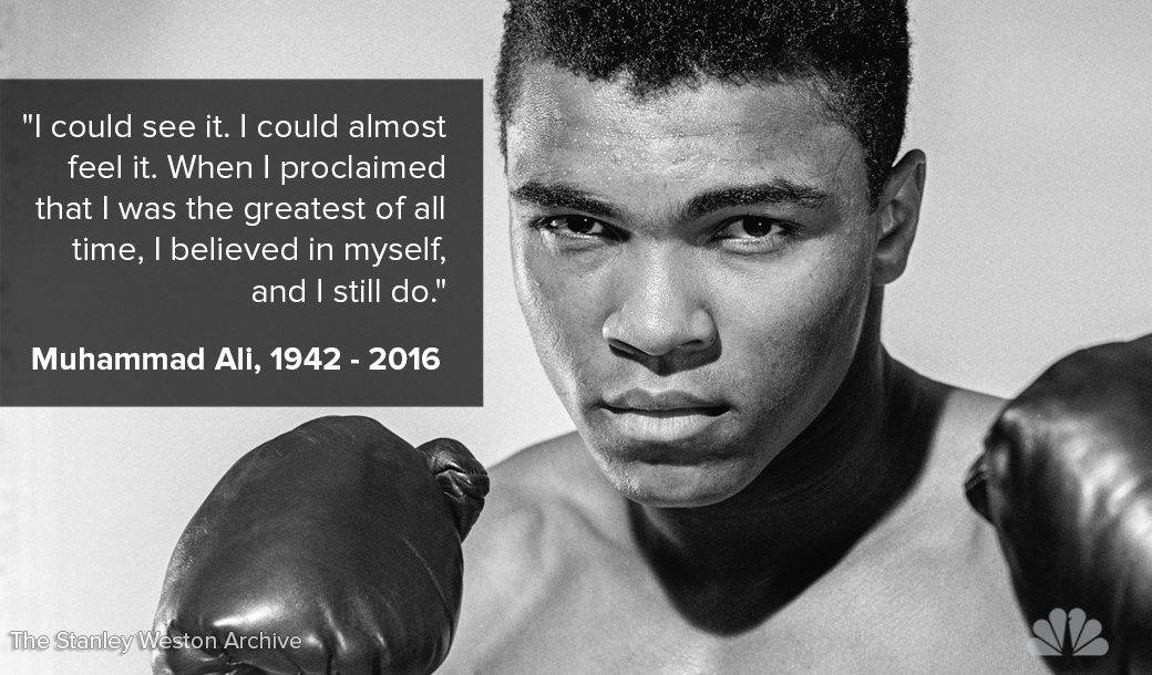 BREAKING: Boxing legend Muhammad Ali, 'the greatest of all time,' has died at 74 https://t.co/tA6SGOWREz