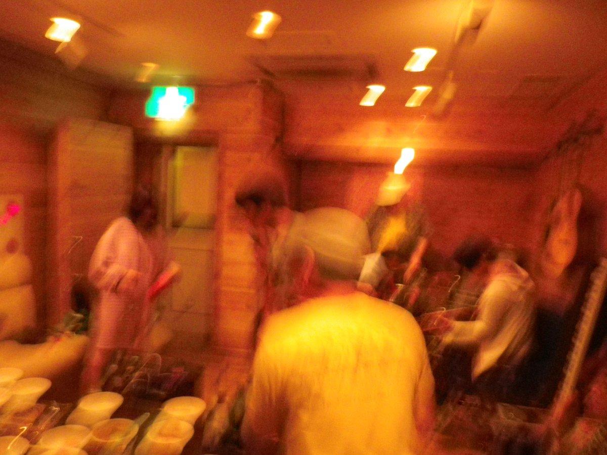 しあわせ いっぱい。「ダブルひんでん」、充実の一夜。(06/03 金曜)。[光合成、やってみる?vol,1] (歌と野菜と植物の合体イベント)