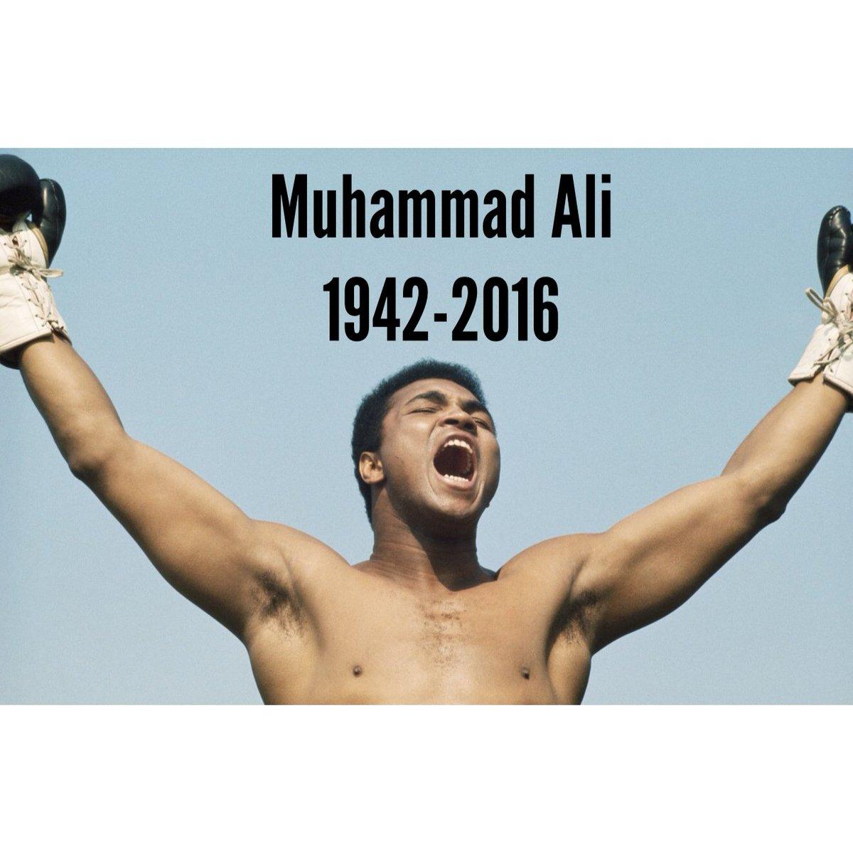 A legend has left us. #RIPMuhammadAli https://t.co/byUtNWRPQl