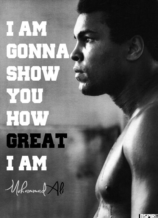 #RIP to the absolute greatest of all time, #MuhammedAli. Thank you for inspiring me to strive to be the best I can. https://t.co/rpMqpYZ6yt