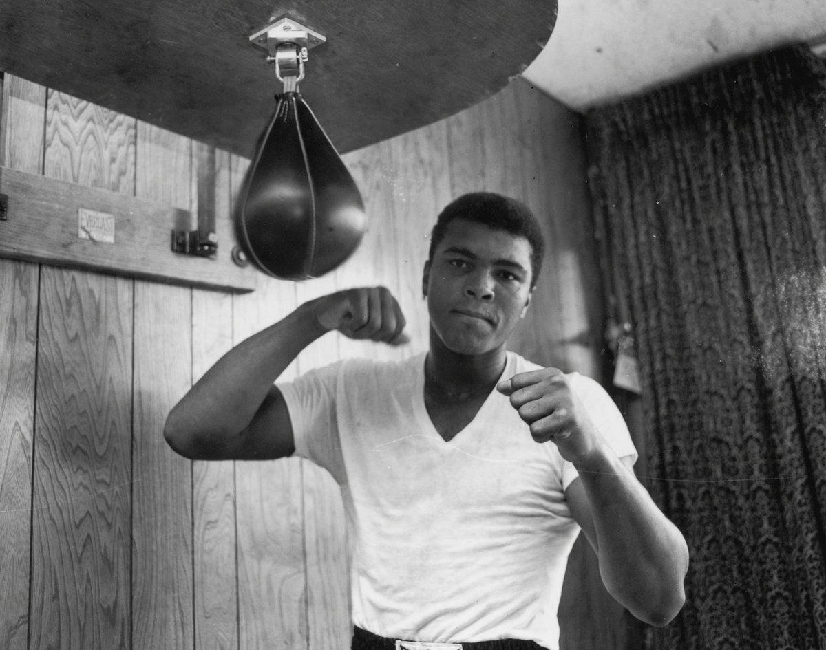 Ali's charisma was second to none. #RIPMuhammadAli https://t.co/KXTkWKWdT3
