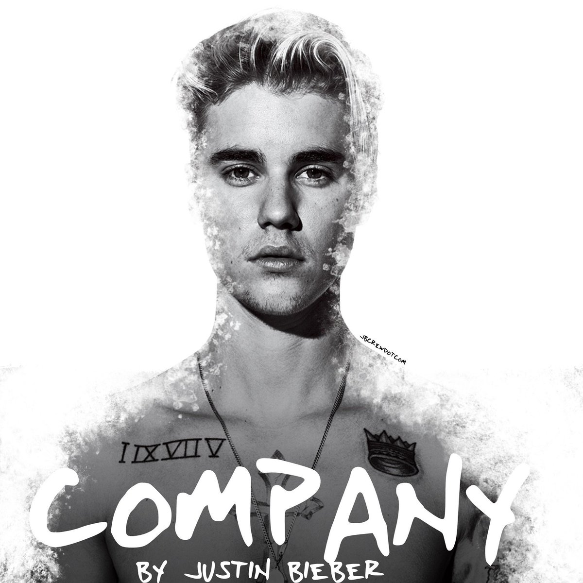 """#JacaTop20 NEW ENTRY   Today we welcome @justinbieber onto with chart with """"Company"""" at No.18 https://t.co/3tIuqd05Gk"""