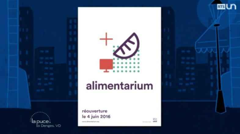 L'@AlimentariumFR de #Vevey ouvre ses portes le 4 juin. @rtslapuce s'est rendu sur place! 📺 https://t.co/WjkWAHSMEB https://t.co/JTJI6tBk5Q