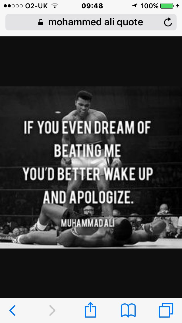 Ali invented 'Sports Personality' everyone loved him 'The Greatest' RIP https://t.co/dSEDB5njOz