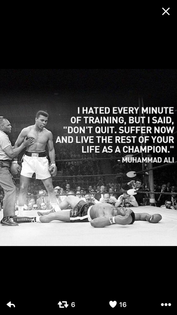 RIP #TheGreatest a fighter and champion in every sense of the word. https://t.co/tLbQqSrYGS