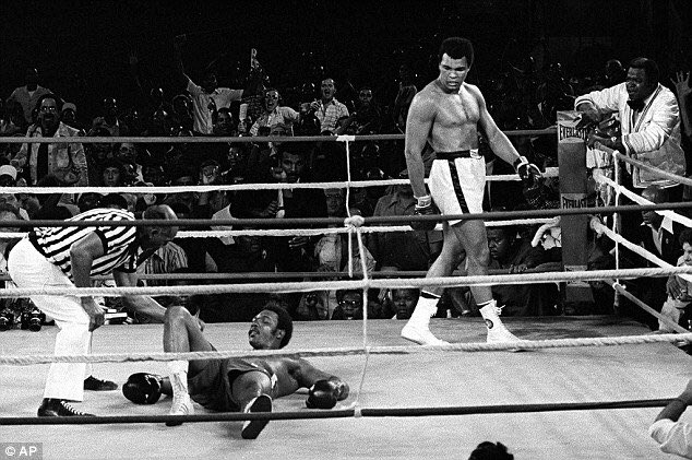We have lost an icon. A legend. May your soul rest in Peace. God needed his champ back. #RIPMuhammadAli 😢 https://t.co/eCtSDGQkNe