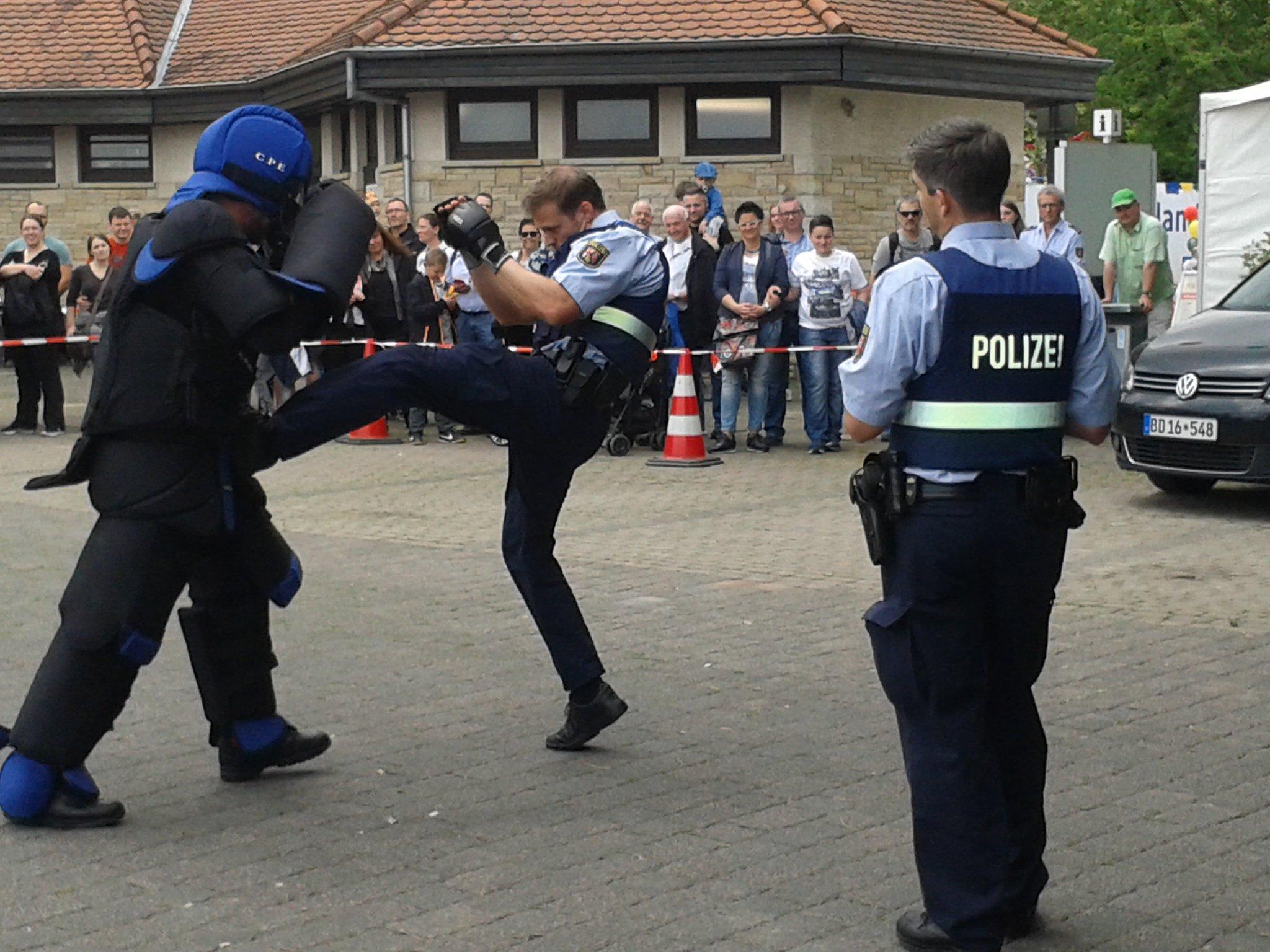Mainz Polizei
