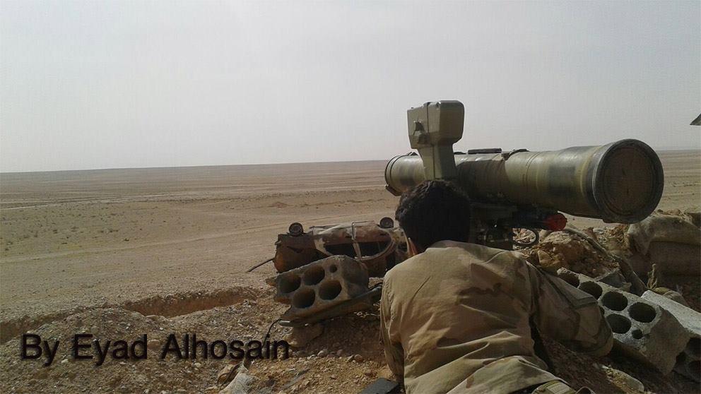 Syrian Civil War: News #8 - Page 8 CkH2mtvXAAEu1Sa