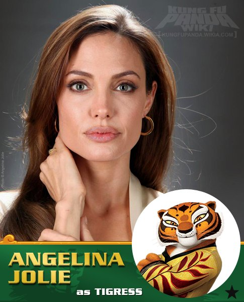 Kung Fu Panda Wiki On Twitter Happy Birthday To Angelinajolie