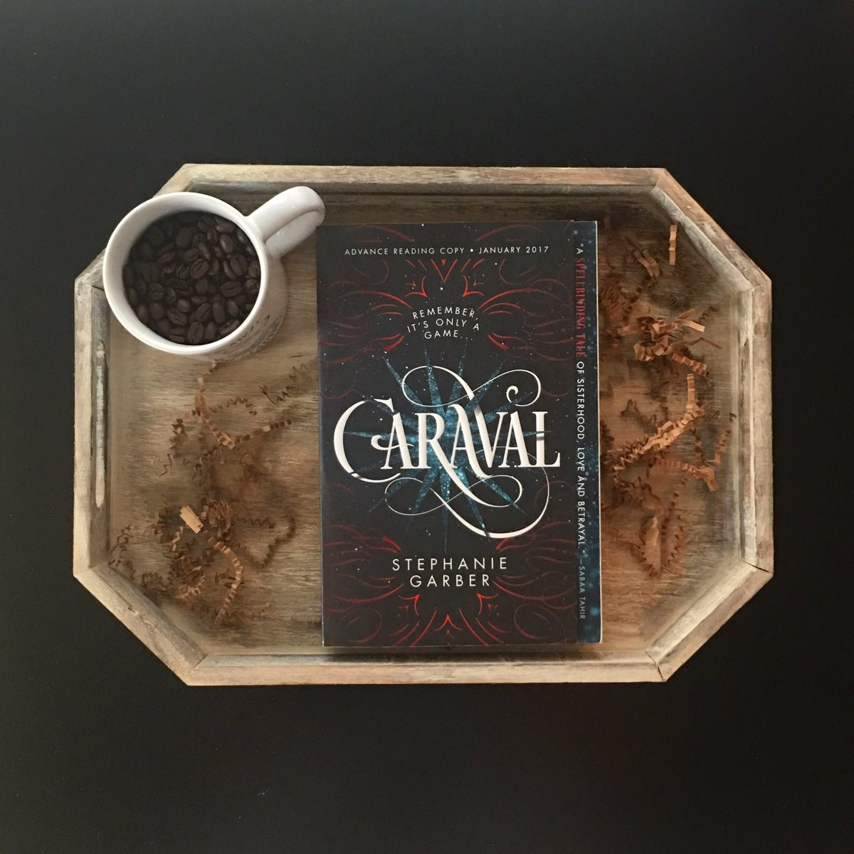 I have an extra copy of #CARAVEL! RT & follow @ReadingTeen for a chance to win. #international #giveaway Ends 6/30. https://t.co/58mLL7NH2i