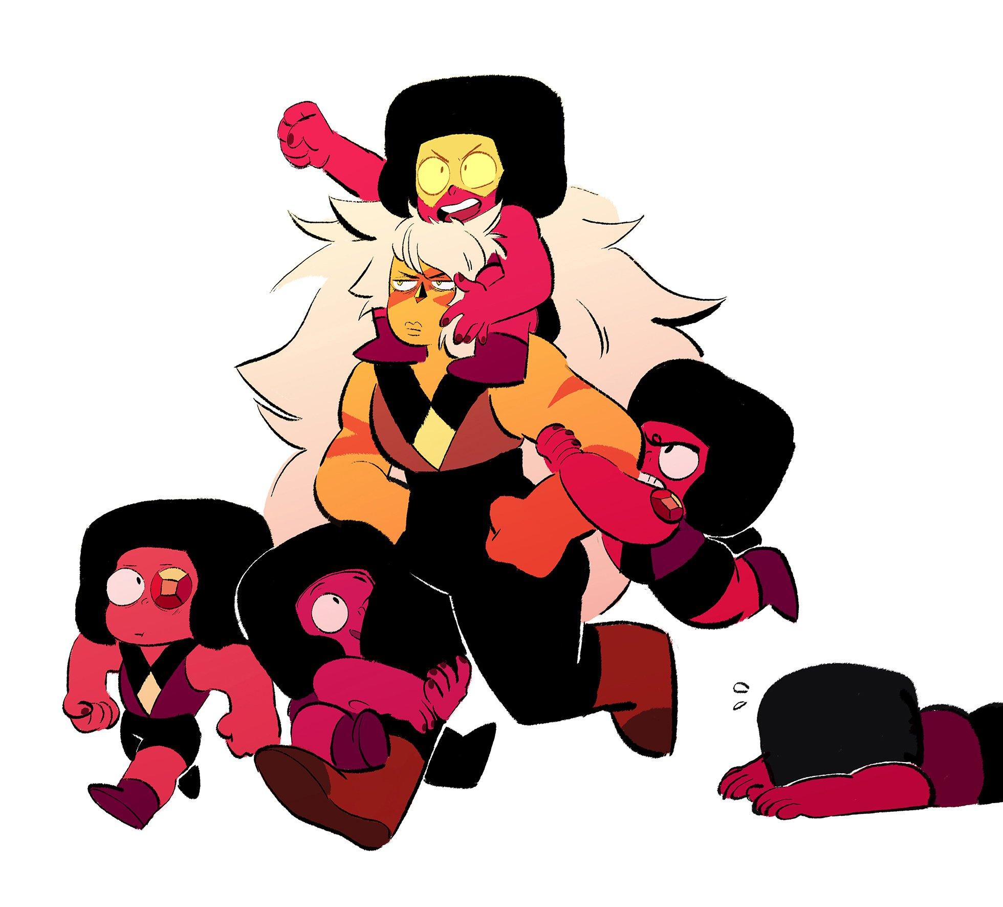 """""""They found Jasperrrrr!"""""""