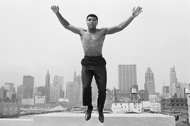 It isn't the mountains ahead to climb that wear you out; it's the pebble in your shoe. #MuhammadAli https://t.co/cUfMVX24Gb