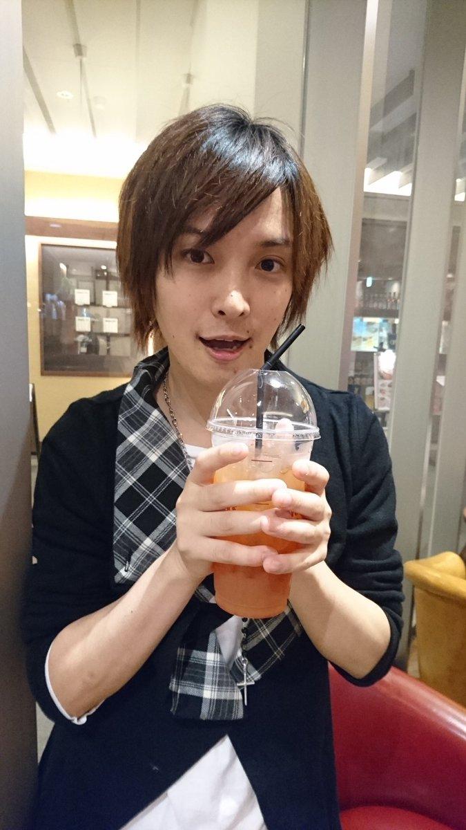 イキウメ「太陽」で偶然会った ぶっちくん(田渕法明)☆ 開演前にお茶して 終演後におでん食べに行ったよ