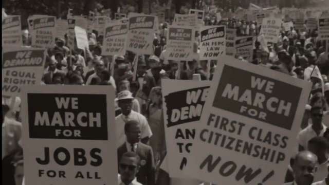 """""""We now have the resources, we now have the skills, we now have the techniques to get rid of poverty. And the question is whether our nation has the will."""" — Dr. Martin Luther King, Jr. https://t.co/X03VKsfNVX"""