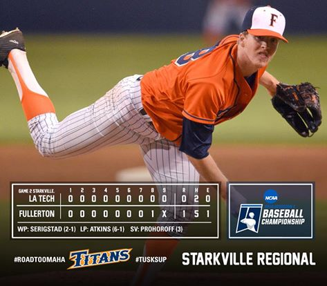 Thumbnail for The Titans #RoadtoOmaha: