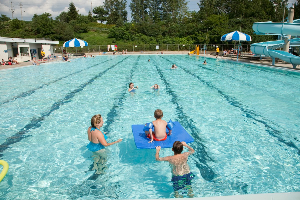 City of waterloo on twitter get those swim suits ready moses springer pool opens june 11 for Waterloo rec centre swimming pool