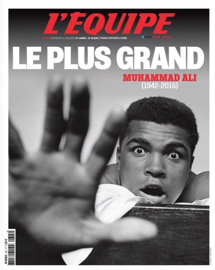 Ha muerto Muhammad Ali  CkI9HsEWkAA3Lg4