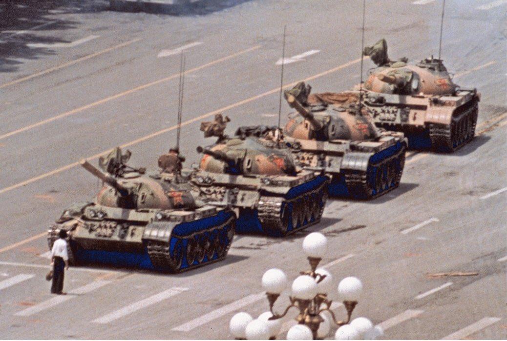 Hoy se conmemora la masacre de la plaza de Tiananmen, 27 años después #China sigue en dictadura https://t.co/O07GkiDYLA