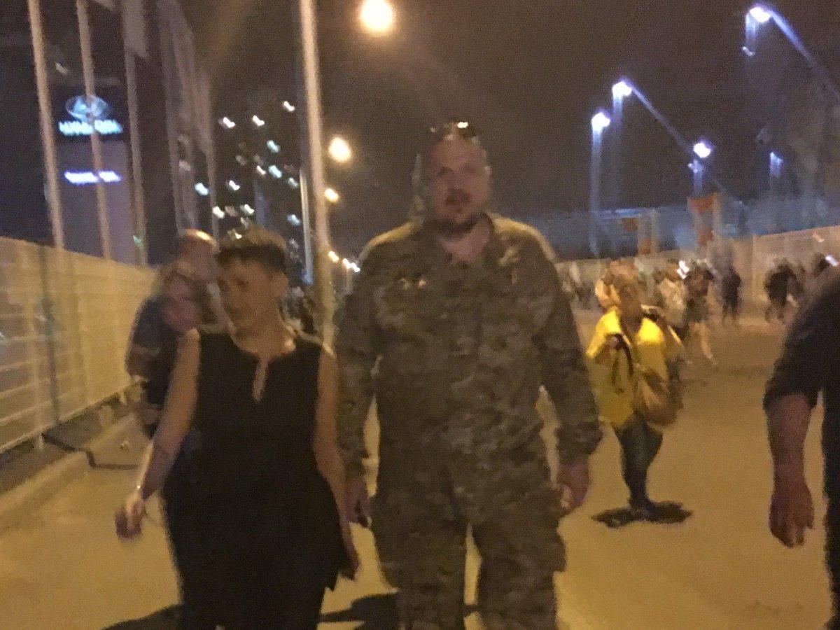 Вакарчук посвятил песню Савченко