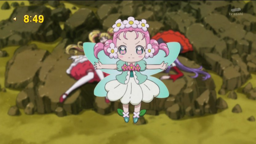 はーちゃん! #precure #tvasahi https://t.co/rRy9Wf14y8