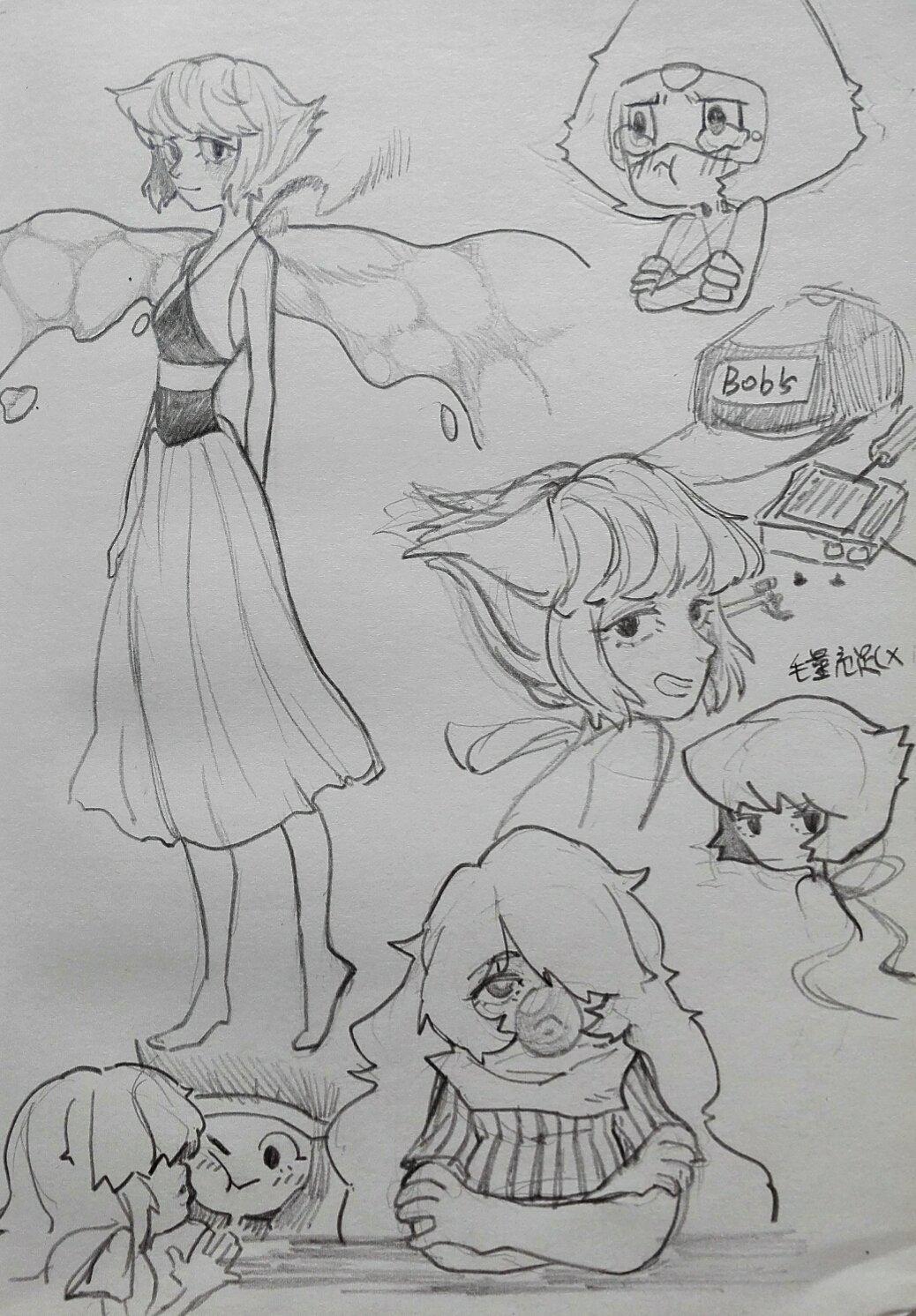 """doodles #StevenUniverse"""