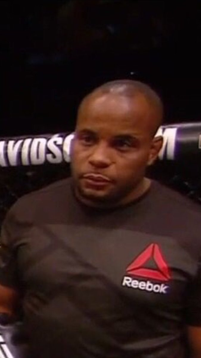 CkKidq3WUAERjWr replay daniel cormier's sad face after rockhold's loss may be mma's