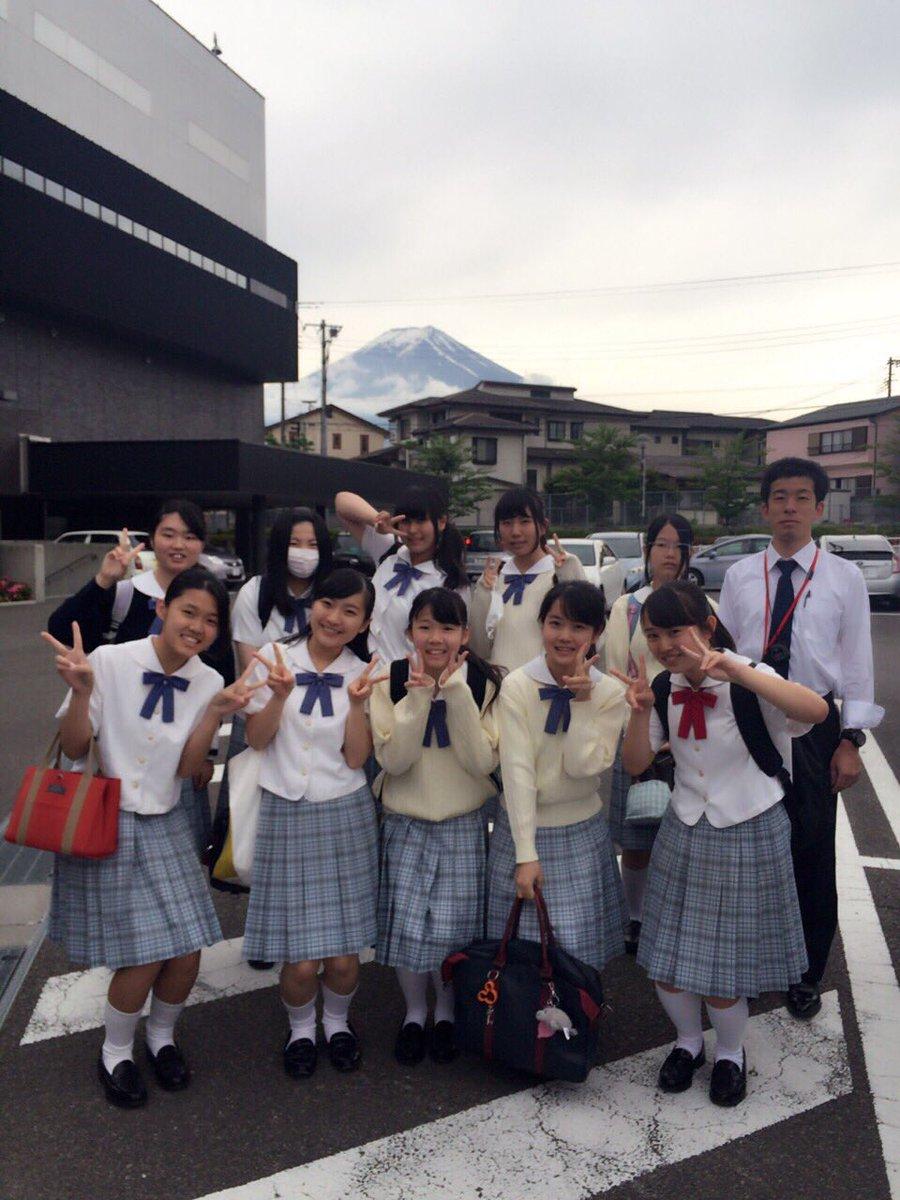 """山梨学院高校(公式) on Twitter: """"【合唱部】山梨学院中学校・高等 ..."""