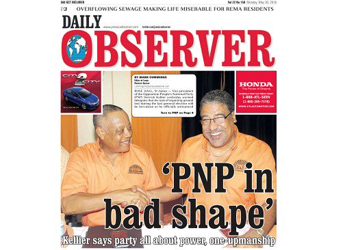 JamaicaObserver on Twitter:
