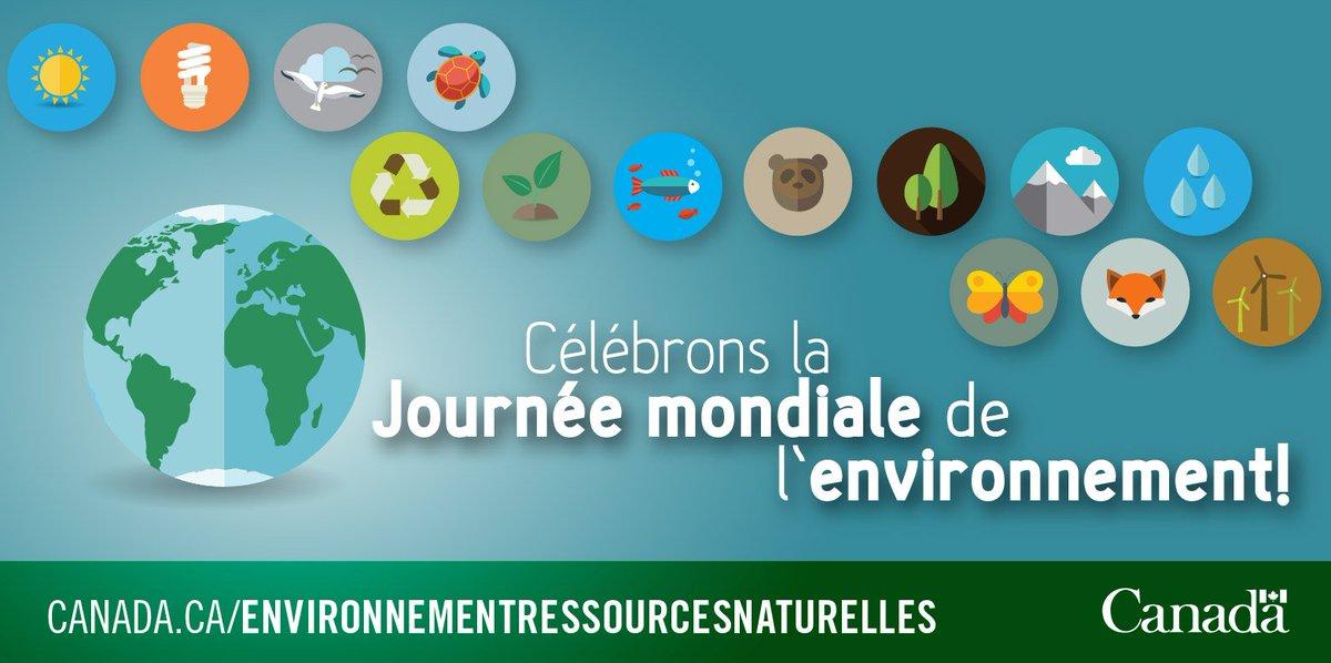 Thumbnail for Semaine canadienne de l'environnement 2016- Une célébration pour notre effort collectif dans la #ActionClimatCAN
