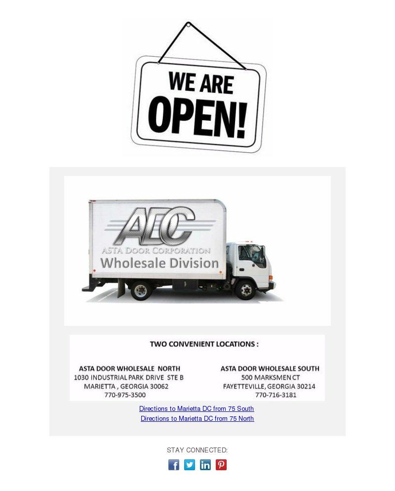 Asta Door Corp @ASTADoorCorp  sc 1 st  Twitter & Asta Door Corp (@ASTADoorCorp) | Twitter pezcame.com