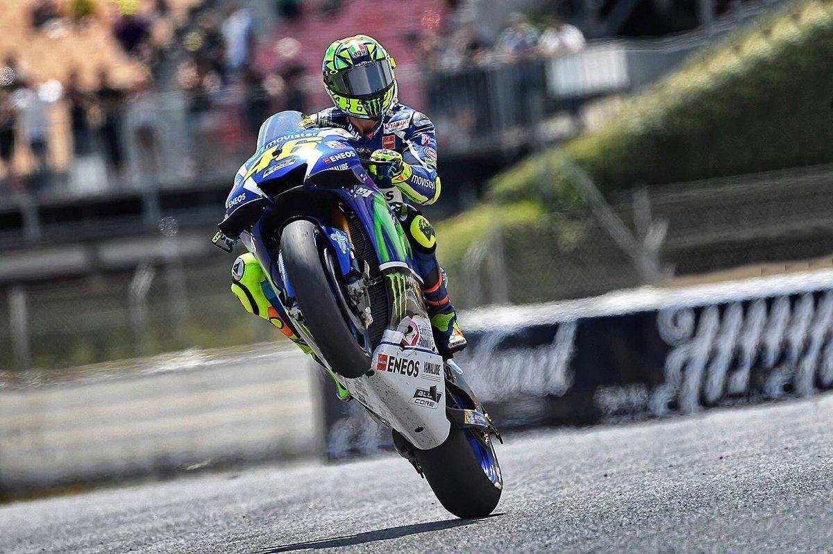 Il grande lavoro fatto sulla moto Yamaha di Valentino Rossi
