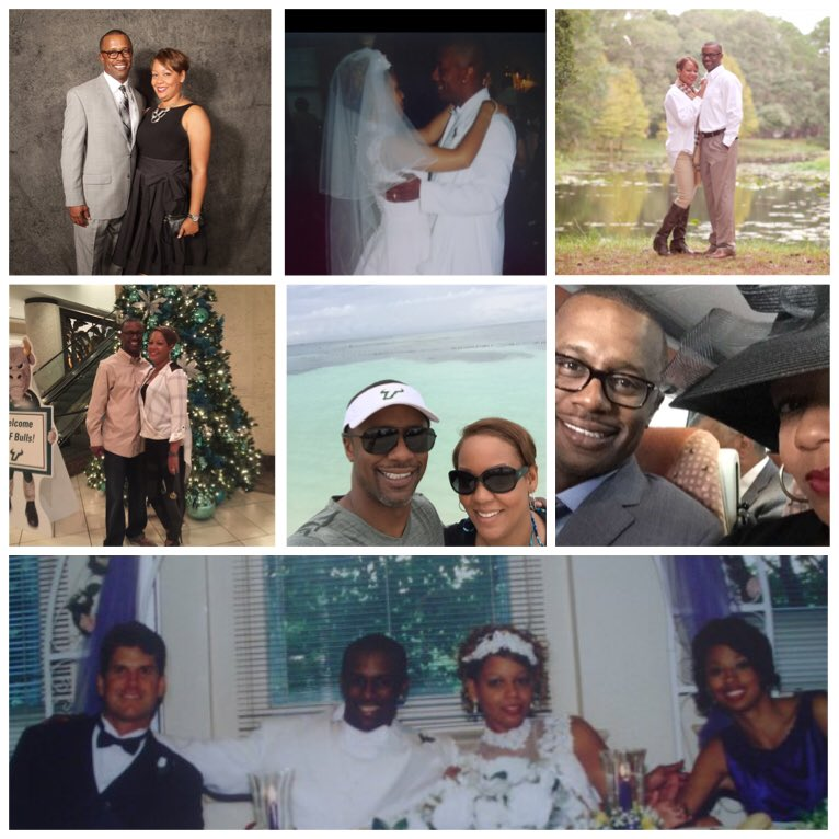 "17th Anniversary Gift For Wife: Willie Taggart On Twitter: ""Happy 17th Anniversary To"