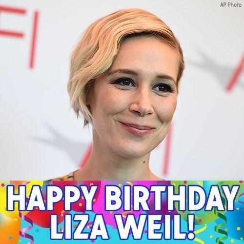 Liza Weil's Birthday Celebration