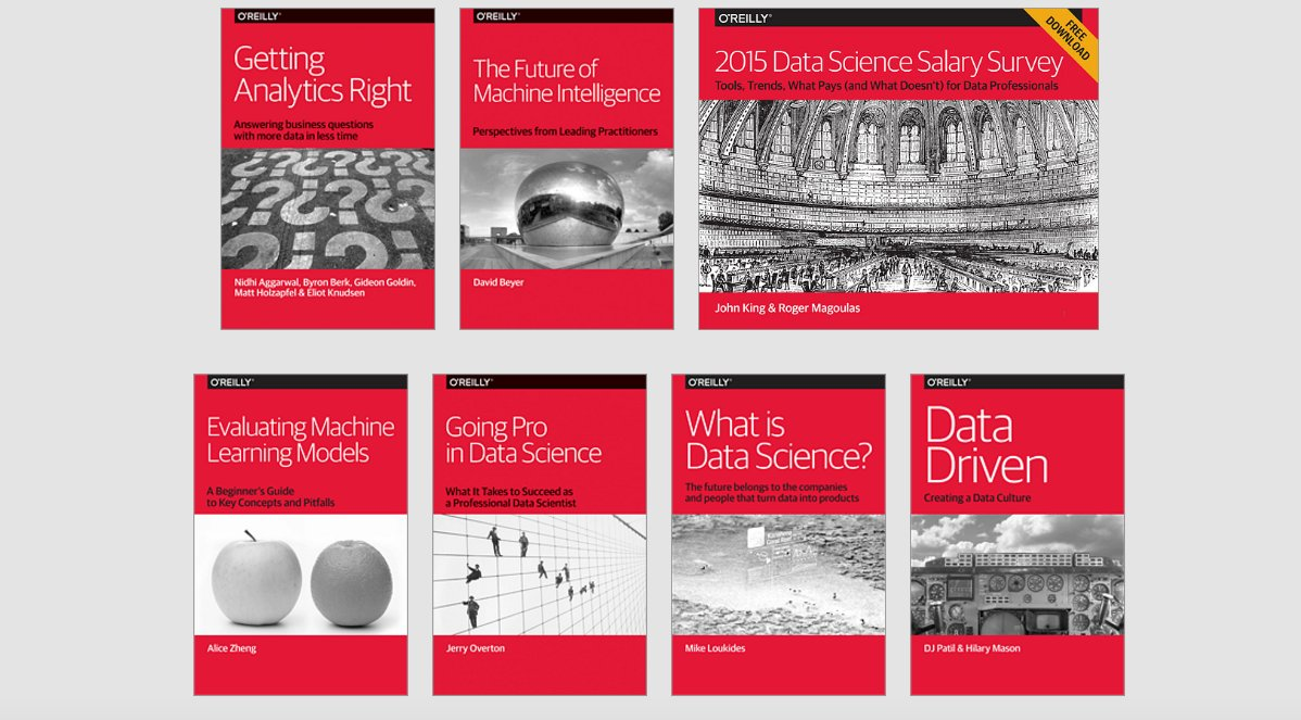Free Data Science and Big Data Reports